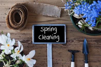 Top Tips for Spring Cleaning Your Home